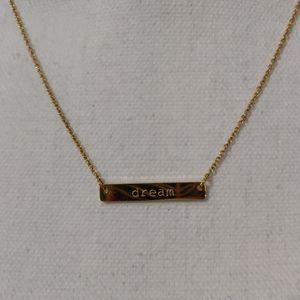 Women's dream necklace